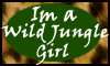 Stamp: Wild Jungle girl by StephDragonness