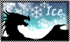 Stamp: DRAGON ELEMENT ice by StephDragonness