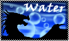 Stamp: DRAGON ELEMENT water by StephDragonness