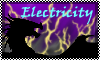 Stamp: DRAGON ELEMENT Electricity by StephDragonness