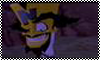 Stamp: Creepy Cortex by StephDragonness