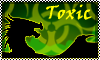 stamp: DRAGON ELEMENT toxic by StephDragonness