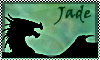stamp: DRAGON ELEMENT jade by StephDragonness