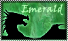 stamp: DRAGON ELEMENT Emerald by StephDragonness