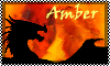 stamp: DRAGON ELEMENT Amber by StephDragonness
