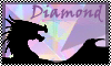 stamp: DRAGON ELEMENT Diamond by StephDragonness