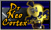 Stamp Dr Neo Cortex ~Titans by StephDragonness