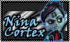 stamp: Nina Cortex ~ Titans by StephDragonness