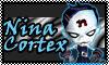 stamp: Nina Cortex ~Twinsanity by StephDragonness