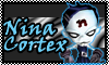 stamp: Nina Cortex ~Twinsanity by StephDragonness