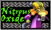 Stamp: Nitrous Oxide by StephDragonness