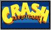 Stamp: Crash Bandicoot by StephDragonness