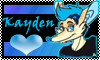 Stamp: kayden by StephDragonness