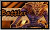stamp: Battler ~Mind Over Mutant by StephDragonness