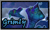 stamp: Grimly by StephDragonness