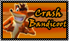 stamp: Crash Bandicoot ~Twinsanity by StephDragonness