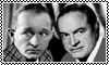 stamp: Bob hope and Bing crosby by StephDragonness