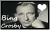 stamp: Bing Crosby by StephDragonness