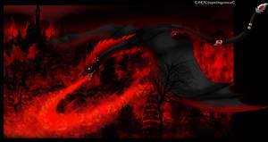 BDG: Solara ~ Inferno by StephDragonness