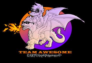 CB StD: Team Awesome by StephDragonness