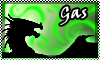 stamp: DRAGON ELEMENT gas by StephDragonness