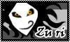 Stamp: Zu Ri by StephDragonness