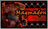 stamp: Magadon ~crash of the titans by StephDragonness