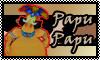 stamp: Papu Papu by StephDragonness