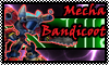 Stamp: Mecha bandicoot by StephDragonness