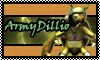 stamp: ArmyDillio by StephDragonness
