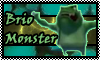 stamp: Brio Monster by StephDragonness