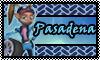 stamp: Pasadena Opossom by StephDragonness
