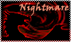stamp: DRAGON ELEMENT Nightmare by StephDragonness