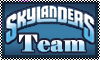 stamp: Team Skylanders by StephDragonness
