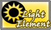 stamp: Skylander Light Element by StephDragonness
