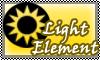 stamp: Skylander Light Element by StephDragonness