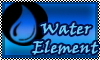 stamp: Skylanders Water Element by StephDragonness