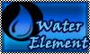 stamp: Skylanders Water Element by StephDragonness