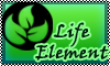 stamp: Skylanders life Element by StephDragonness