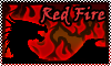 stamp: red fire DRAGON ELEMENT by StephDragonness