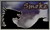 stamp: DRAGON ELEMENT Smoke by StephDragonness