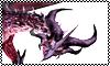 Stamp: Flemeth's Dragon Form by StephDragonness