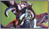 Stamp: Morrigan's Dragon Form by StephDragonness