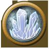 Element Orb: Crystals ~ Diamond or Quartz by StephDragonness
