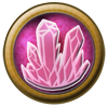 Element Orb: Crystals ~ Rose Quartz by StephDragonness