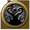 Element Orb: Shadow by StephDragonness