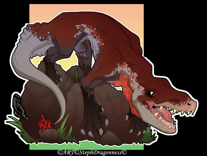 DragonAge: GurGut by StephDragonness