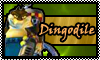 stamp: Dingodile by StephDragonness