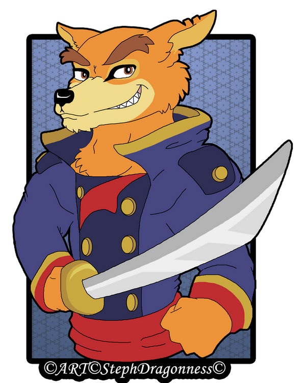 Disney: Talespin Don Karnage by StephDragonness