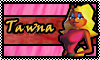 stamp: Tawna by StephDragonness